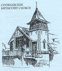 The Methodist Church at Cookham Rise