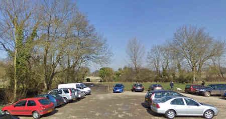 Cookham National Trust Car Park